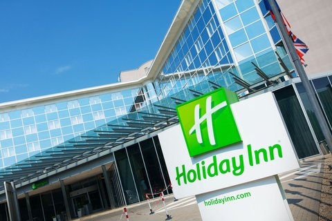 Holiday Inn BRNO - Exterior Feature