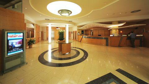 Holiday Inn BRNO - Reception