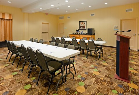 Holiday Inn Express & Suites GREENVILLE - Meeting Room
