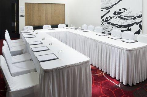 فندق كراون بلازا أبوظبي, جزيرة ياس  - Meeting Room