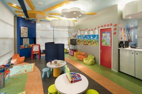 فندق كراون بلازا أبوظبي, جزيرة ياس  - Children s Recreation
