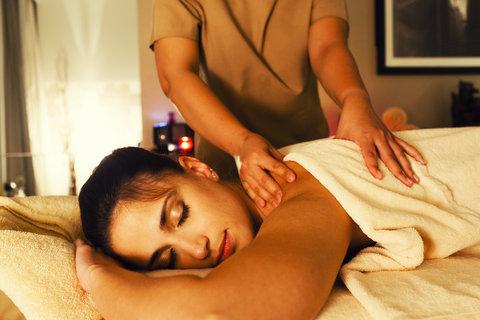 فندق كراون بلازا أبوظبي, جزيرة ياس  - Massage Room
