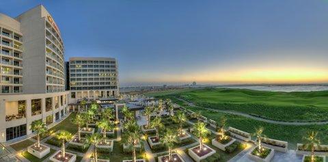 فندق كراون بلازا أبوظبي, جزيرة ياس  - Enjoy stunning views and outstanding sunsets