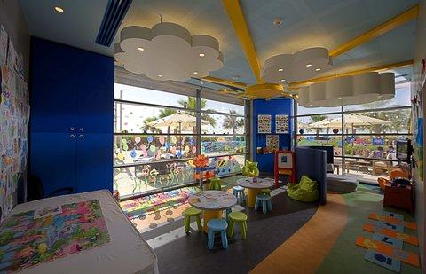 فندق كراون بلازا أبوظبي, جزيرة ياس  - Kids Club