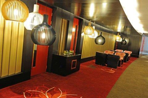 فندق كراون بلازا أبوظبي, جزيرة ياس  - Meeting Rooms Reception