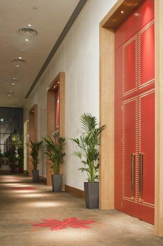 فندق كراون بلازا أبوظبي, جزيرة ياس  - Pre-function Area