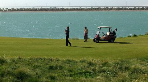 فندق كراون بلازا أبوظبي, جزيرة ياس  - Yas Links Golf Course
