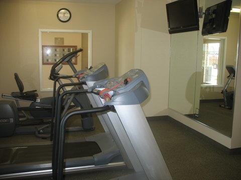 Candlewood Suites WATERLOO- CEDAR FALLS - Fitness Center