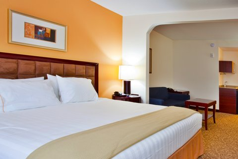 Holiday Inn Express Hotel & Suites Brooksville-I-75 - Deluxe Room