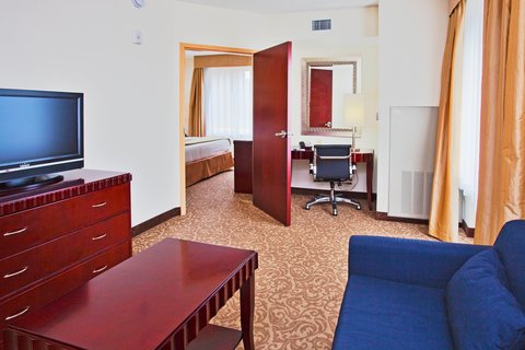 Holiday Inn Express Hotel & Suites Brooksville-I-75 - Presidential Suite