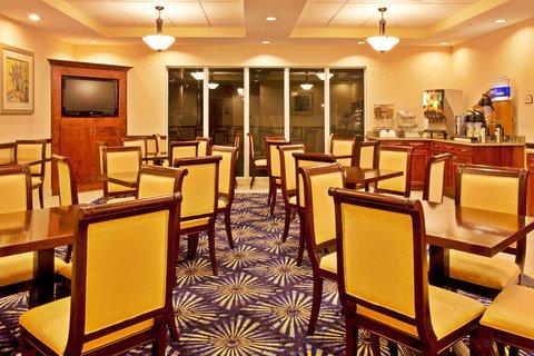 Holiday Inn Express Hotel & Suites Brooksville-I-75 - Breakfast Area