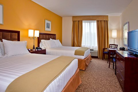 Holiday Inn Express Hotel & Suites Brooksville-I-75 - Double Bed Guest Room