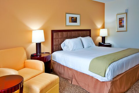Holiday Inn Express Hotel & Suites Brooksville-I-75 - King Bed Guest Room
