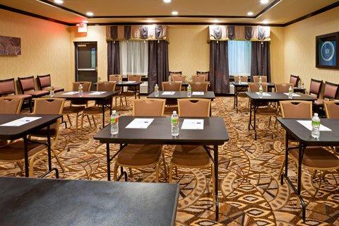 Holiday Inn Express & Suites EASTLAND - Meeting Room