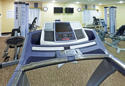 Holiday Inn Express & Suites EASTLAND - Fitness Center
