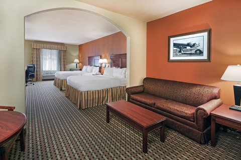 Holiday Inn Express & Suites AMARILLO EAST - Two Queen Suite