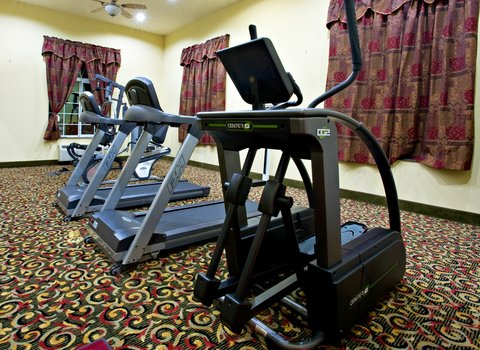 Holiday Inn Express & Suites AMARILLO EAST - Fitness Center