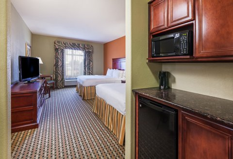 Holiday Inn Express & Suites AMARILLO EAST - Two Queen Bed Guest Room