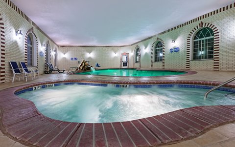 Holiday Inn Express & Suites AMARILLO EAST - Swimming Pool