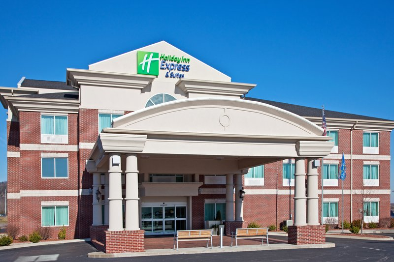 HOLIDAY INN EXP STES HILLVIEW