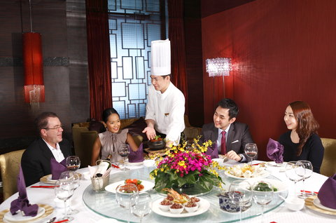 Crowne Plaza GUANGZHOU SCIENCE CITY - Family Dining