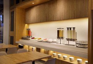 Breakfast Bar at Holiday Inn Express Jakarta Thamrin