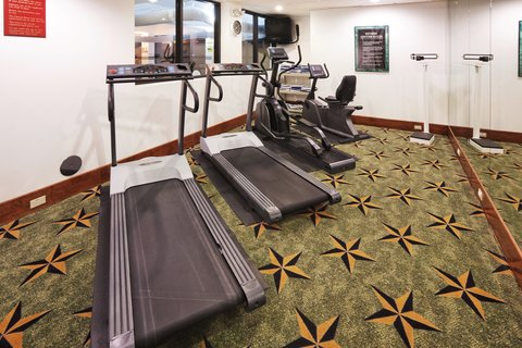 Holiday Inn Express & Suites MESQUITE - Fitness Center