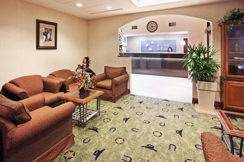 Holiday Inn Express & Suites MESQUITE - Reception