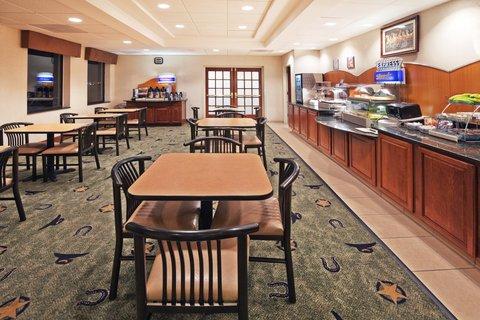 Holiday Inn Express & Suites MESQUITE - Breakfast Bar