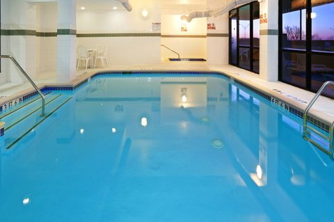 Holiday Inn Express & Suites MESQUITE - Swimming Pool
