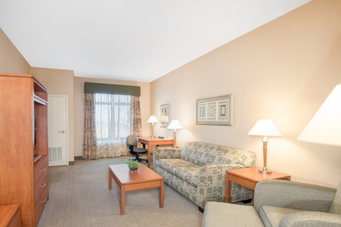 Holiday Inn Hotel & Suites GOODYEAR - WEST PHOENIX AREA - One Bedroom King Suite Living Area
