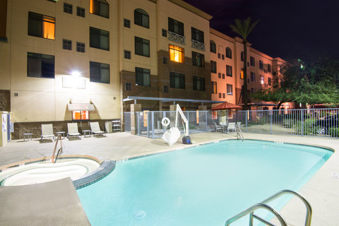 Holiday Inn Hotel & Suites GOODYEAR - WEST PHOENIX AREA - Relax and take a dip in our outdoor Swimming Pool