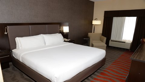 Holiday Inn Express Hotel & Suites Centerville - Guest Room