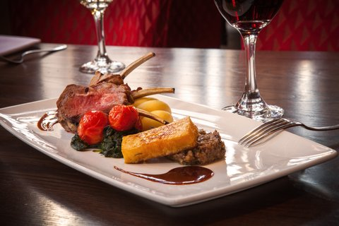 Holiday Inn GLASGOW - CITY CTR THEATRELAND - Beautiful Scottish lamb sourced locally