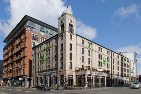 Holiday Inn GLASGOW - CITY CTR THEATRELAND - Ideal location opposite Buchannan bus station   Royal Concert Hall