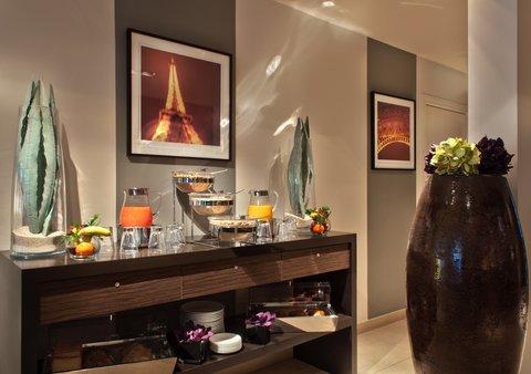 Holiday Inn PARIS - ELYSÉES - Bio products in our buffet breakfast
