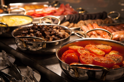 Holiday Inn GLASGOW - CITY CTR THEATRELAND - Full Scottish breakfast buffet