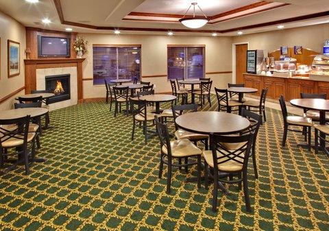 Holiday Inn Express & Suites BROOKINGS - Breakfast Area