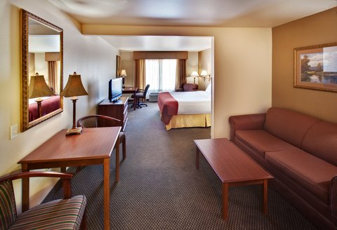 Holiday Inn Express & Suites BROOKINGS - Deluxe Room