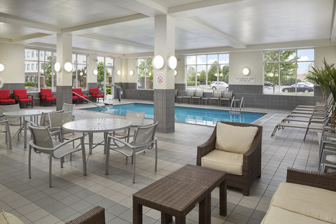 Holiday Inn Chicago Midway Airport Hotel - Indoor Pool