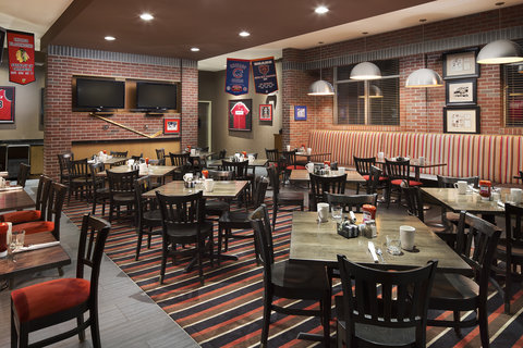 Holiday Inn Chicago Midway Airport Hotel - Restaurant