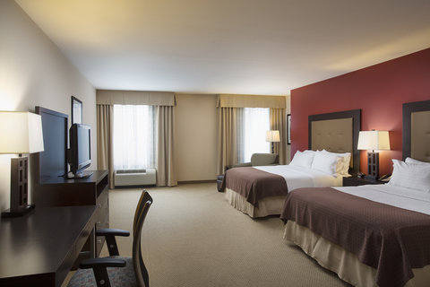 Holiday Inn Chicago Midway Airport Hotel - Double Bed Guest Room