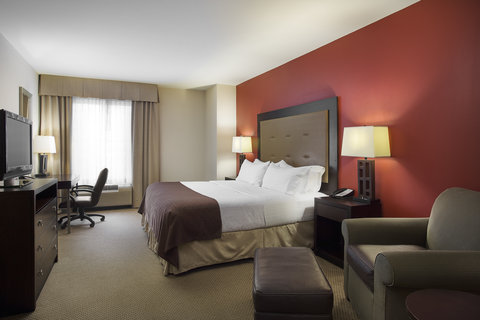 Holiday Inn Chicago Midway Airport Hotel - King Bed Guest Room
