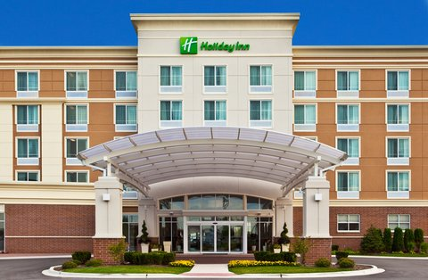 Holiday Inn Chicago Midway Airport Hotel - Hotel Exterior