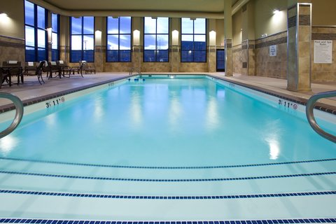 Holiday Inn Express CASPER-I-25 - Swimming Pool