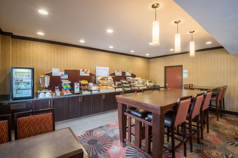 Holiday Inn Express CASPER-I-25 - Breakfast Bar