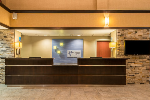 Holiday Inn Express CASPER-I-25 - Front Desk