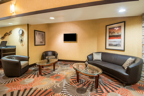 Holiday Inn Express CASPER-I-25 - Lobby Area