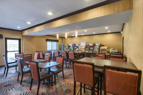 Holiday Inn Express CASPER-I-25 - Breakfast Area