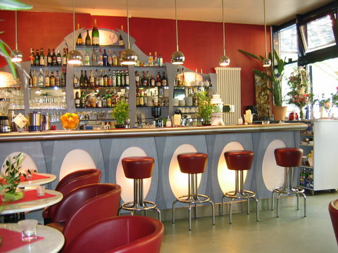 Hollywood Media Hotel Berlin - Cafe Callas